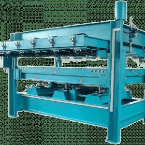 Оборудование для производства клеенного щита