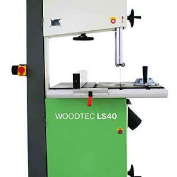 Ленточнопильные станки WoodTec LS40, LS50