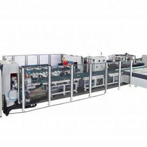 Автоматическая линия сращивания  по длине E-150-3000-7.8 (Тайвань)